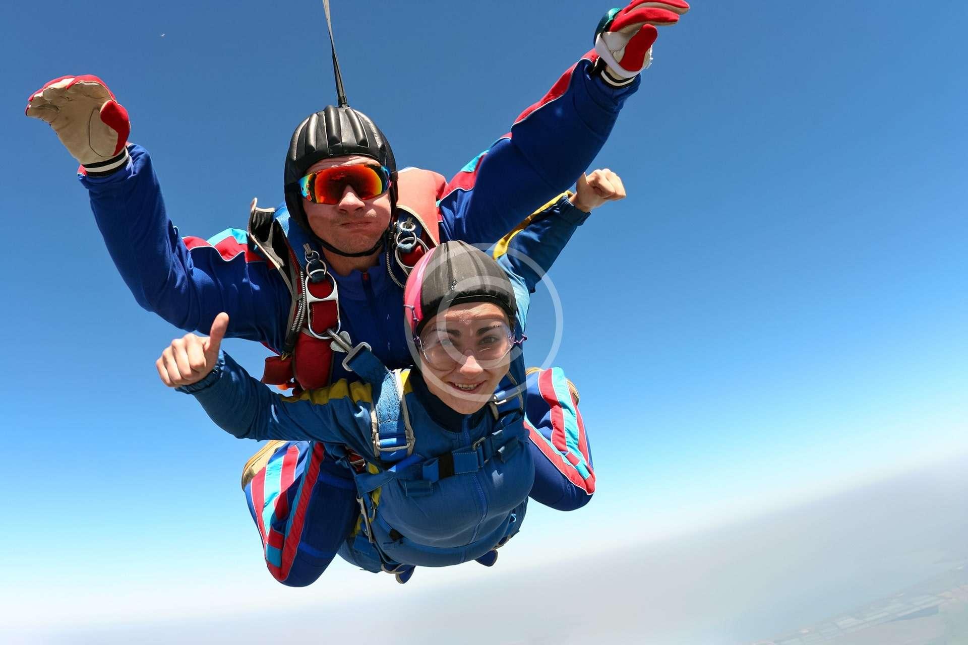 Go Tandem Skydiving